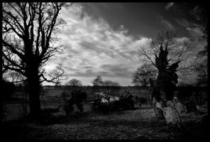 Graveyard by the River by grimleyfiendish