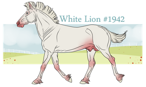 AC White Lion #1942 by JC-Nordanner
