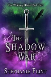 The Shadow War - Book Cover by SBibb