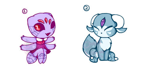 VooChu adopts by Chaos55t