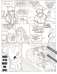 DC Audition page 9 complete by NobleKatana