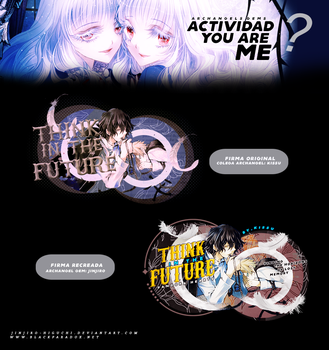 Actividad #2 ARCHANGEL GEMS | YOU ARE ME? by Jinjiro-Higuchi