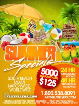 Summer Specials by haiti100