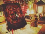 Lich and The Enchiridion 2 - Adventure Time by KisaraAkiRyu