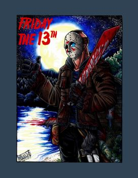 Friday The 13th by DeathRage22