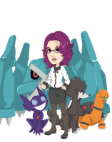 Pokemon Trainer: Margo