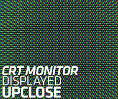 CRT Monitor by jlgm25