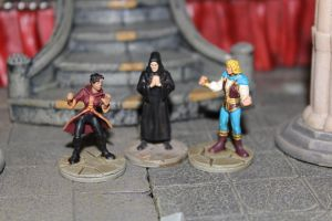 Heroclix conversion repaint rebase 3 by MrVergee