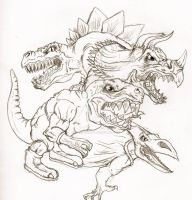 Extreme Dinosaurs by jpizzle6298