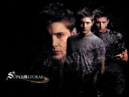 supernatural dean by ahmetbroge