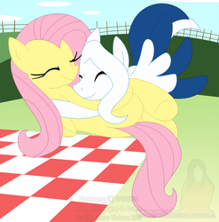 Picnic Snuggles by Trowelhands