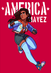 America!! by spidertams
