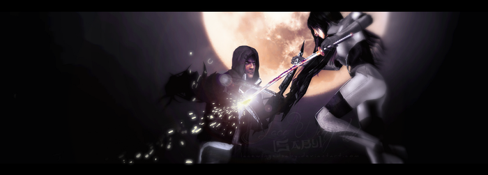 Night of the Hunter_Wesker's V-I-P-S contest by LaceWingedSaby