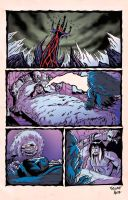 Savage Conquest page by ChrisFaccone