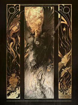 Thanatos by Yoann-Lossel