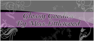 Glossy Goodies For GIMP by MissLittlewood