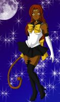 Sailor Nightcat by Persnicketese