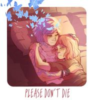 Please Don't Die by FaustindeRavignan