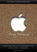 AppleCork Wallpaper Set by neodesktop