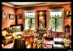 In Tolstoy's House HDR by ISIK5
