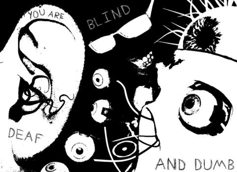 Blind, Deaf and Dumb by TheNimbus