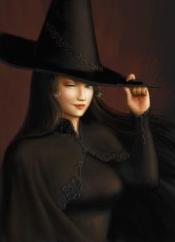Madam Witch by Aerythes