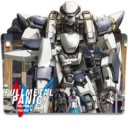 Full Metal Panic! Invisible Victory v1 by EDSln
