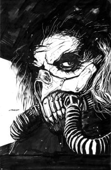 IMMORTAN JOE! by FranciscoJavierRodz