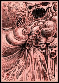 Subjugation of the Flesh by offermoord