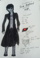 Creepypasta OC Ref: Sven Shattered by Heartwork-Circus