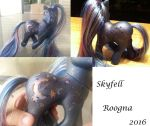 Skyfell by Roogna