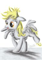 Derpy Hooves by Patoriotto