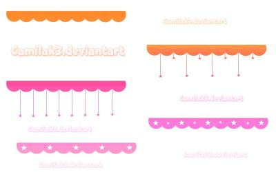 Border brushes by Camilak3