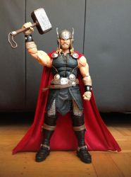 Marvel Legends 12-Inch Thor by tonycreatah