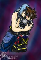 KH: Yaoi- Always Mine by oXMiDoRiXo