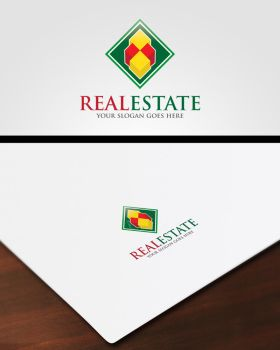 Real Estate Logo by pascreative