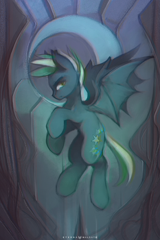 What A Horrible Night To Have A Curse by FoxInShadow