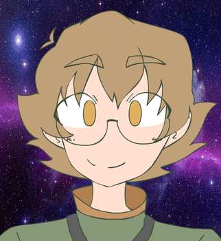 GIF: VOLTRON-Pidge Emotives by Keilanify