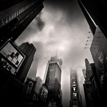 Times Square by Jez92
