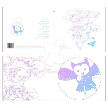 Owl City CD Package by Neomae