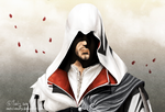 AC: Ezio Auditore by metal-marty