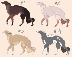[OPEN] Doggo Adopts by Peteriyaki