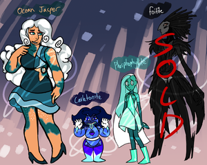 GEM ADOPTS [OPEN- DISCOUNTED, $10ea] by Fel-Fisk