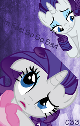 Im Feel So Sad Poster by Chipettes33