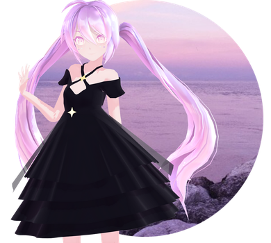 [MMD] Sour Dress (Thanks for 220+) (DL) by kiraAnima