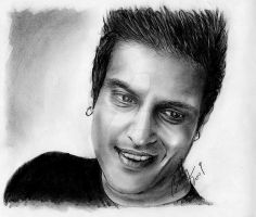 1st commission Jimmy Shergill