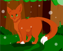 Squirrelflight by XEpicGameQuestsX