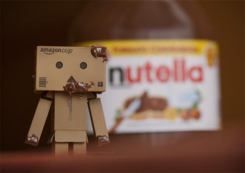 Nutella? What Nutella? by Hemaka86