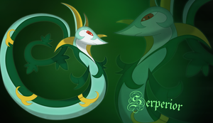 Simple Serperior