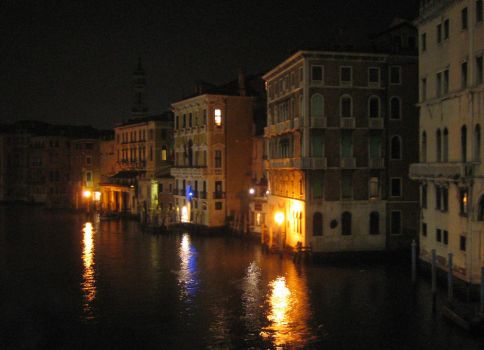 928 Venice Night 01 By Tigers-stock by Tigers-stock